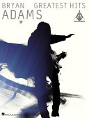 Bryan Adams - Greatest Hits (Songbook)