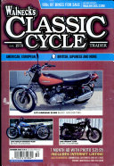 WALNECK S CLASSIC CYCLE TRADER  OCTOBER 2005
