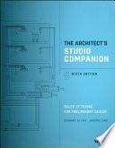 The Architect S Studio Companion