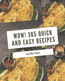 Wow  365 Quick And Easy Recipes