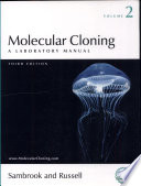 Molecular Cloning  : A Laboratory Manual , Volume 1