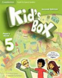 Kid S Box for Spanish Speakers, Level 5 : Pupil's Book