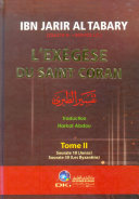 L'Exegese du Saint Coran (Tabary) 1-3 Vol 2