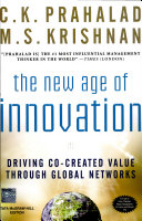 The New Age Of Innovation Book PDF