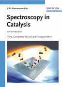 Spectroscopy in Catalysis Book