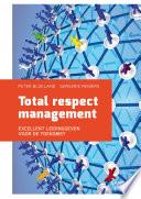 Total respect management (E-boek)