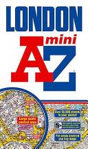 AZ London Mini Street Atlas
