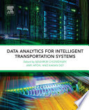 Data Analytics for Intelligent Transportation Systems