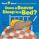 Does A Beaver Sleep In A Bed