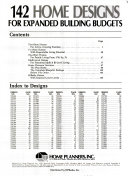 142 Home Designs for Expanded Building Budgets