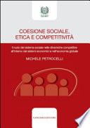 Coesione Sociale, Etica e Competitività - Gangemi Editore