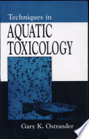 The Toxicology Of Fishes [Pdf/ePub] eBook