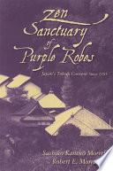 Zen Sanctuary of Purple Robes Book PDF