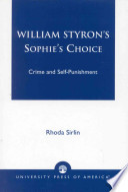 William Styron's Sophie's Choice