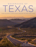 Backroads of Texas Pdf/ePub eBook