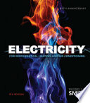 Electricity for Refrigeration  Heating  and Air Conditioning Book