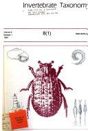 Invertebrate Taxonomy