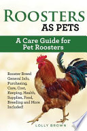 Roosters as Pets
