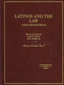 Latinos and the Law