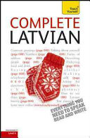 Complete Latvian with Two Audio CDs  A Teach Yourself Guide