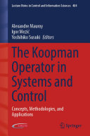 The Koopman Operator in Systems and Control [Pdf/ePub] eBook