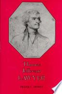 Thomas Jefferson  Lawyer