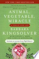 Animal  Vegetable  Miracle Book