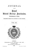 The Journal of the United Service Institution