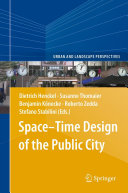 Pdf Space–Time Design of the Public City Telecharger