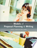Models of Proposal Planning   Writing