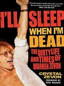 Pdf I'll Sleep When I'm Dead