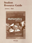 Mathematics All Around Student Resource Guide