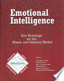 """Emotional Intelligence: Key Readings on the Mayer and Salovey Model"" by Peter Salovey, Marc A. Brackett, John D. Mayer"