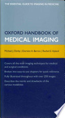 Cover of Oxford Handbook of Medical Imaging