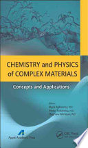 Chemistry And Physics Of Complex Materials Book PDF