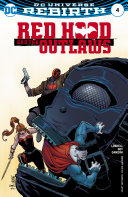 Red Hood and the Outlaws  2016    4