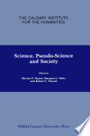 Science, Pseudo-Science and Society