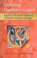 Exploring Matthew S Gospel Book PDF