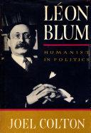 Leon Blum ebook