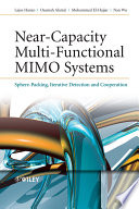Near-Capacity Multi-Functional MIMO Systems
