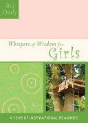 Whispers of Wisdom for Girls