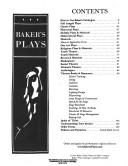 Baker's Plays