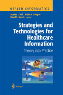 Strategies and Technologies for Healthcare Information Pdf/ePub eBook