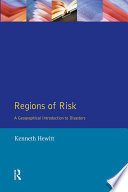 Regions of Risk Book