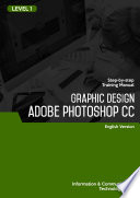 Adobe Photoshop CC Level 1  English version