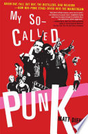 My So Called Punk Book