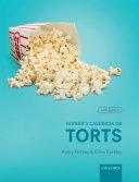 Kidner s Casebook on Torts