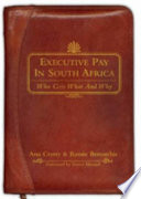 Executive Pay in South Africa Pdf/ePub eBook