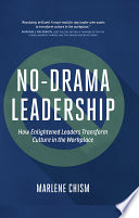 No Drama Leadership Book