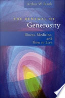 The Renewal Of Generosity